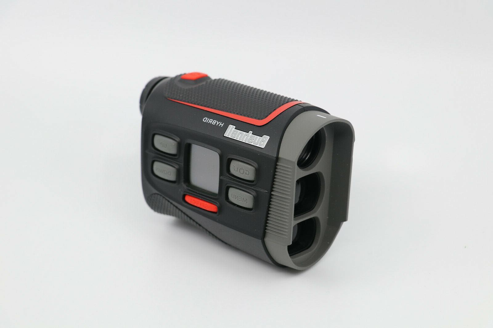 hybrid laser rangefinder golf gps open box