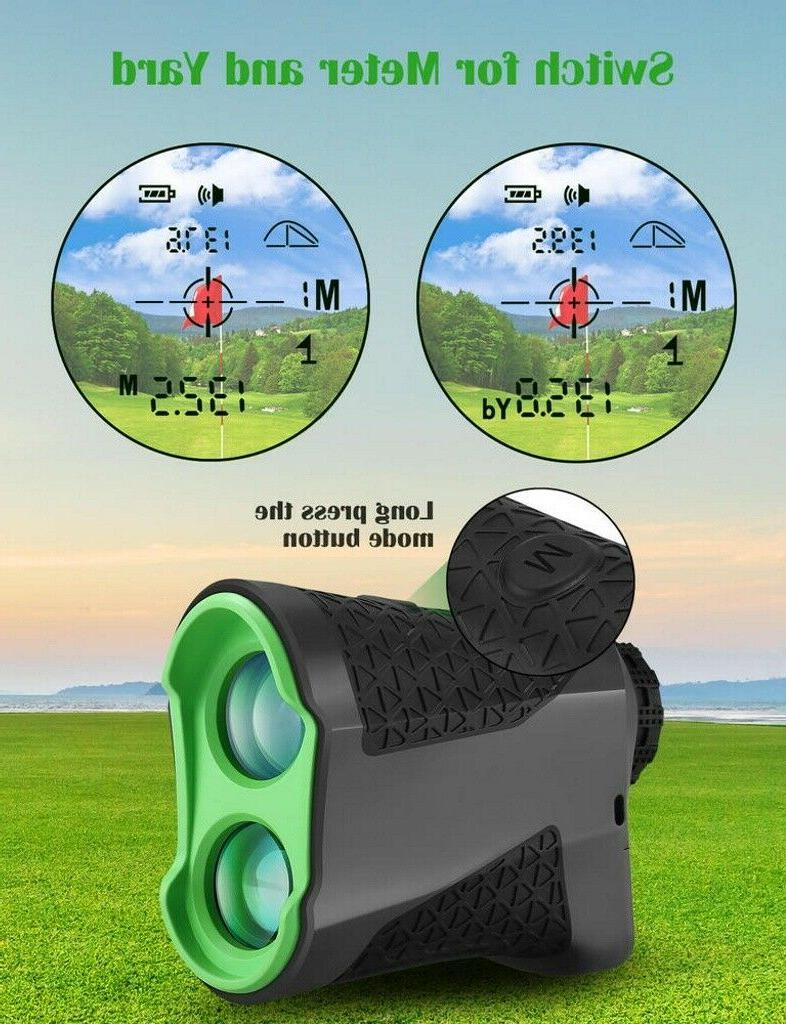 K600AG Golf Laser Slope Reminder Carry