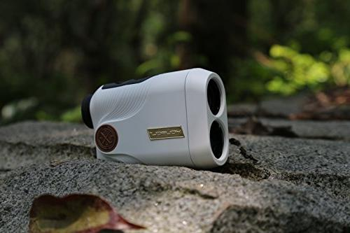 KOLSOL New Age High-Performing 6.5X Distance Range Finder Perfect for Engineering Ultra & Accurate, 1100 Range