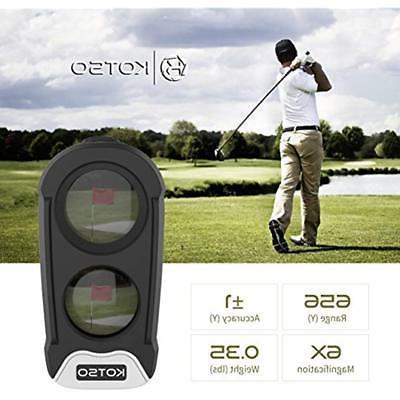 """KOTSO Laser Finder Golfing G1 """""""