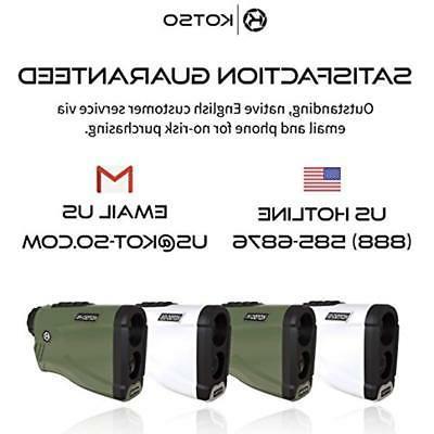 KOTSO Laser Rangefinder Finder