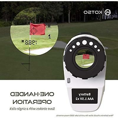 "KOTSO Laser Finder Golfing G1 "" Outdoors Rangefinders"