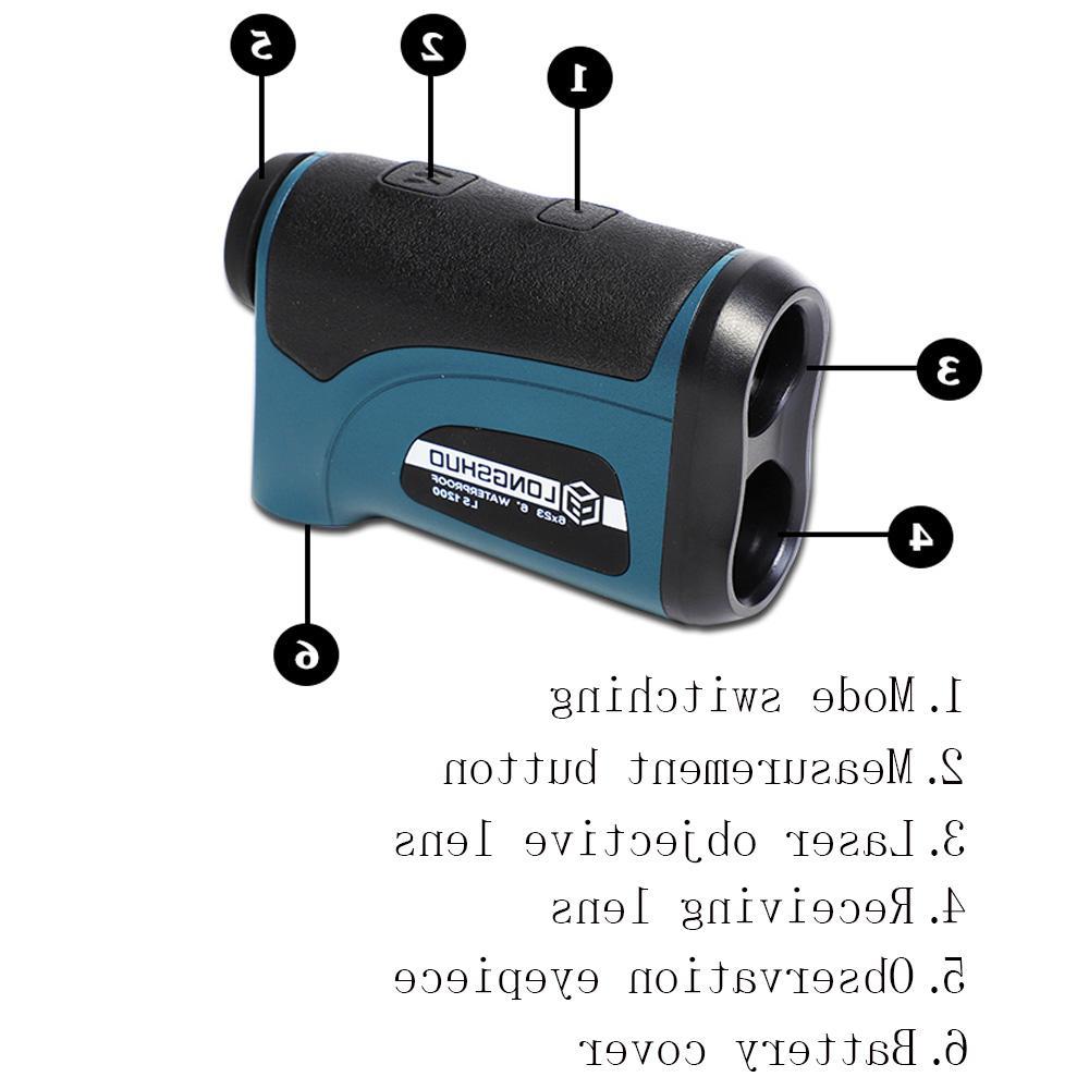 Laser <font><b>rangefinder</b></font> 800m Meter <font><b>Range</b></font> <font><b>Finder</b></font> tool