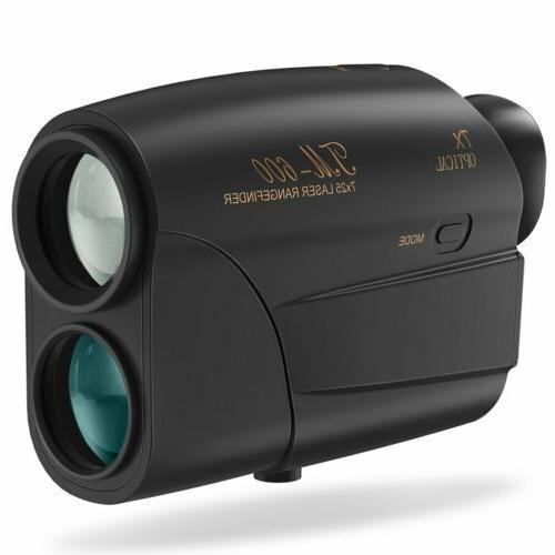 laser range finder golf telescope 600 meters