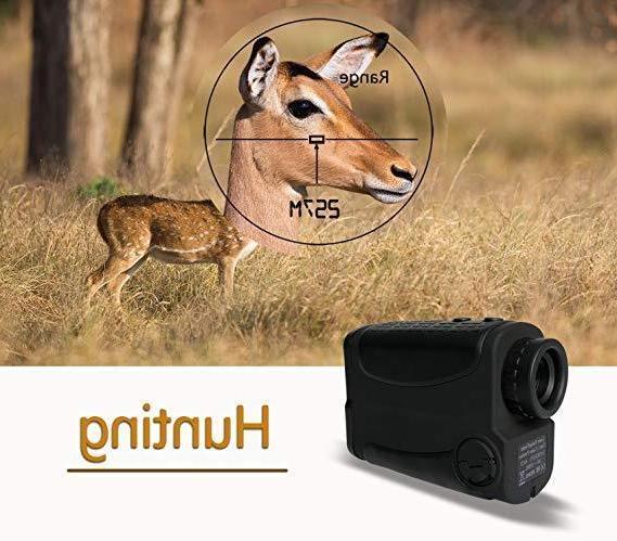 AOFAR Laser 1000Yards 6 Hunting