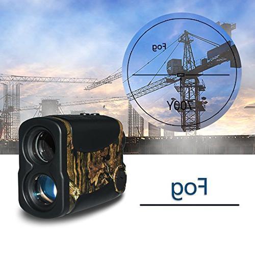 AOFAR 25mm Hunting Measurement Range and