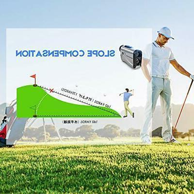 Laser rangefinder range finder golf scope gol