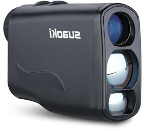 laser rangefinder scope speed measurement
