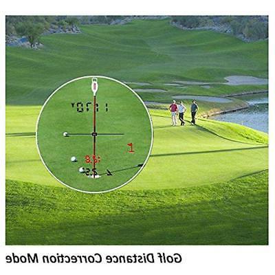 Laser Rangefinders Uineye Golf - Range: 1200,1000 Meters,