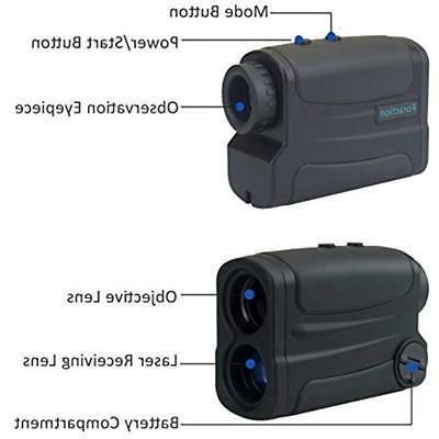 Laser - Range: Meters,