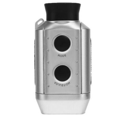 LCD Golf Laser Finder 7X18 Rangefinder Device