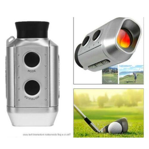 lcd golf laser range finder 7x18 rangefinder