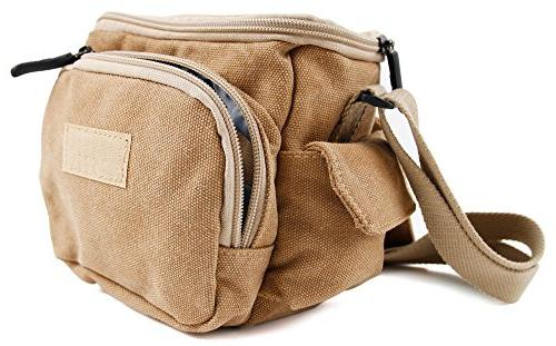 DURAGADGET Sized Canvas Bag - Compatible