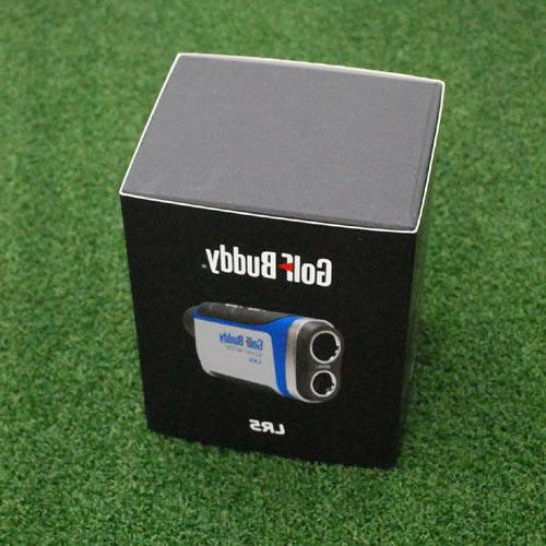 lr5 laser rangefinder golf buddy new