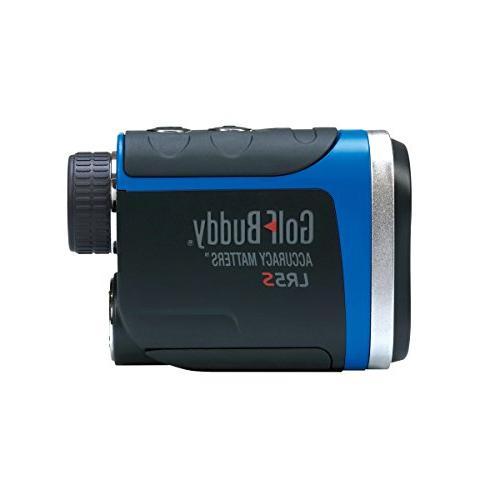 GolfBuddy Golf Laser Rangefinder Slope, Gray/Blue