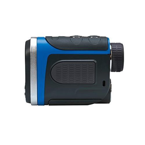 GolfBuddy Rangefinder with Slope, Gray/Blue