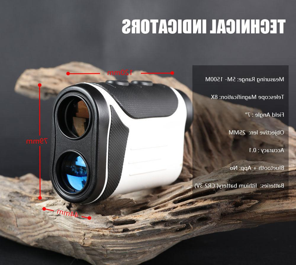 Ohhunt Rangefinders 8x 800M Outdoor Hunting Golf