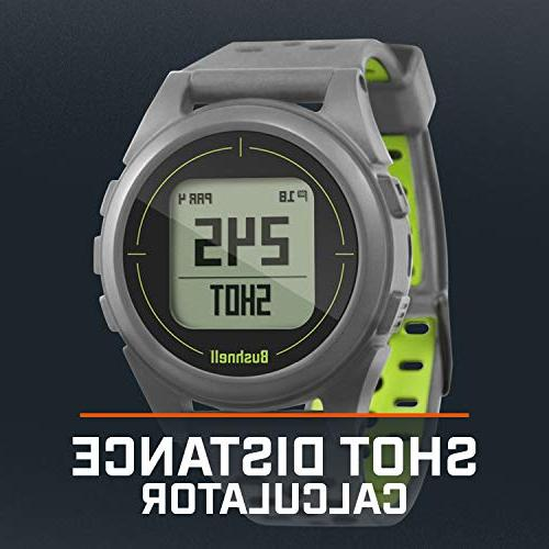 Bushnell Ion 2 Golf GPS Watch,