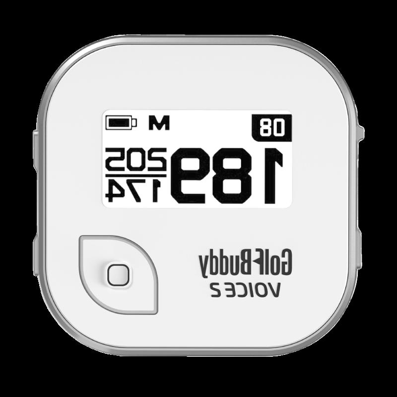 NEW 2016 Golf Buddy Voice GPS Rangefinder Choose Color!