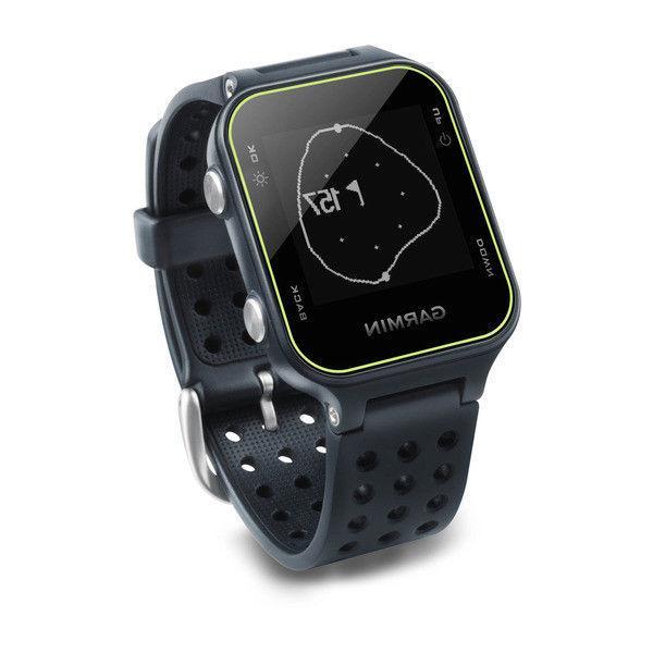 New Garmin GPS Watch - Black, Slate, White, or Teal