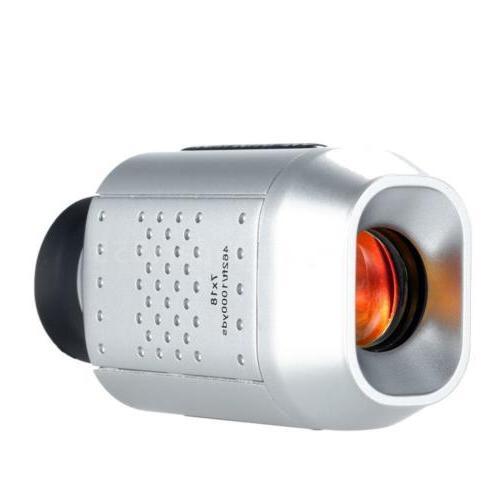 New Digital 7x Zoom Magnification Distance Measurer