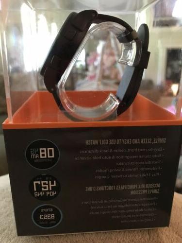 New! Bushnell GPS Range Finder -Black