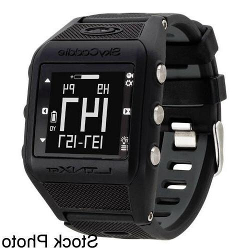 NEW Golf LINX GT Finder Watch Black OFFERS