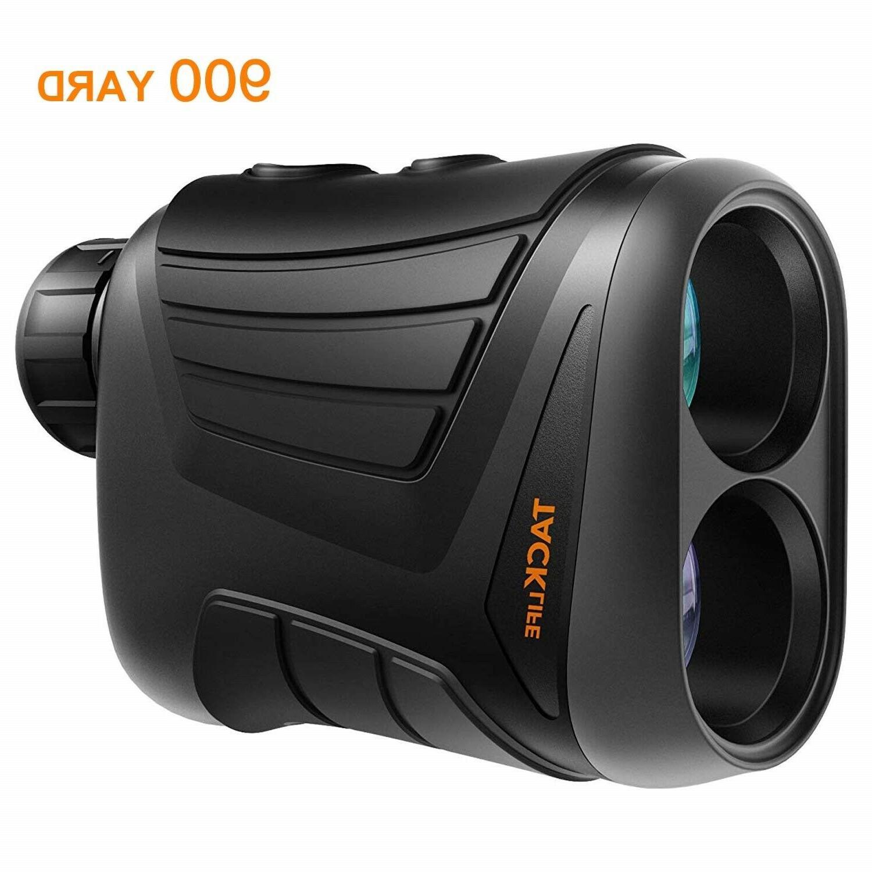 new golf rangefinder 900 yrd 7x laser