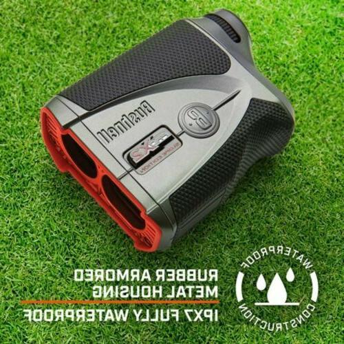 NEW Pro X2 Laser Golf Rangefinder from JAPAN