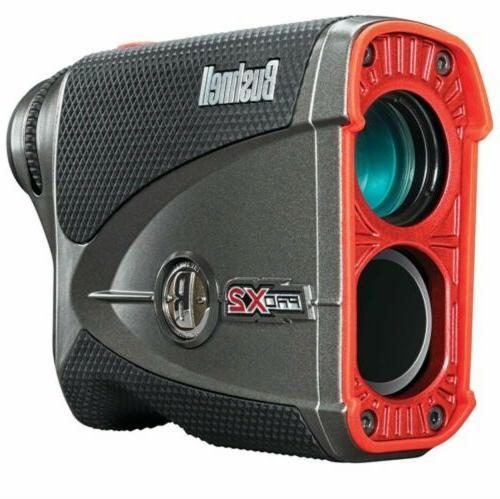 new pro x2 laser golf rangefinder from