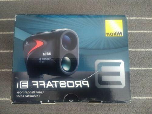 New Nikon 3i Laser Rangfinder