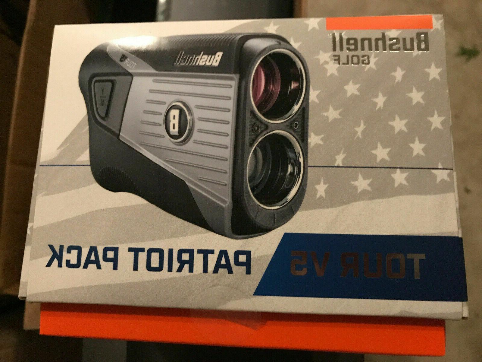 new tour v5 patriot laser rangefinder pack