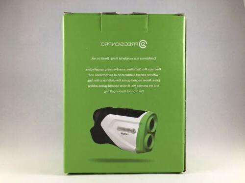 Golf Pro 400 Magnification