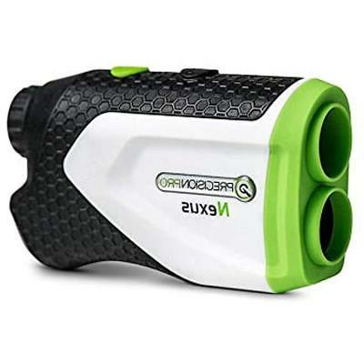 nexus golf rangefinder laser finder accurate to