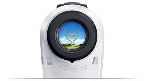 Nikon Pro Golf Rangefinder Box Nikon Coolshot Pro, Cart Extra Battery Tournament Legal Box,