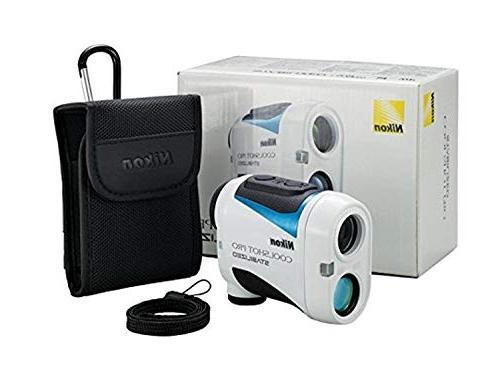 Nikon Golf Gift Box Nikon Cart Mount, Microfiber Extra Tournament Legal Box,