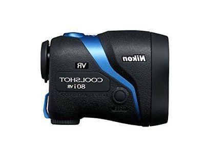Nikon Golf Laser Coolshot Lcs80Ivr New