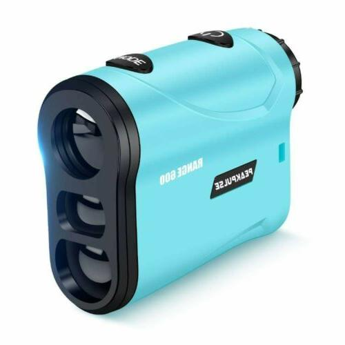 peakpulse s600ag golf range finder with slope