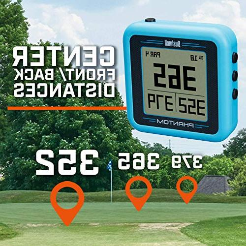 Bushnell GPS, Blue/Gray