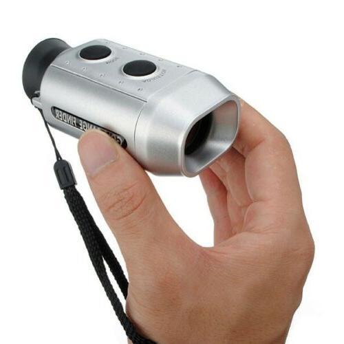 Pixnor Digital 7X Golf Finder Golfscope Scope with