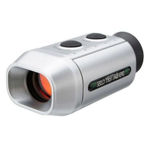 pixnor digital 7x monocular golf range finder