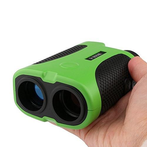 portable laser distance meter telescope