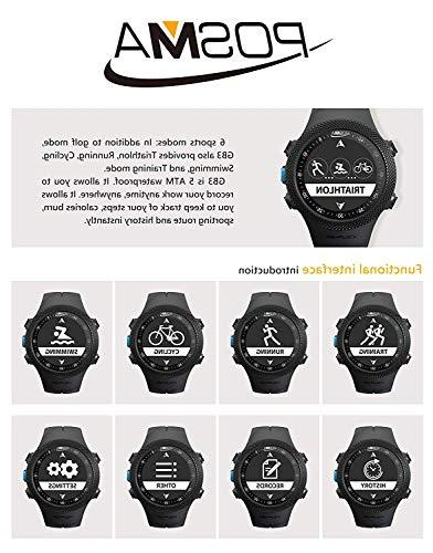 Golf Watch Range Finder GPS for Running Cycling - iOS app
