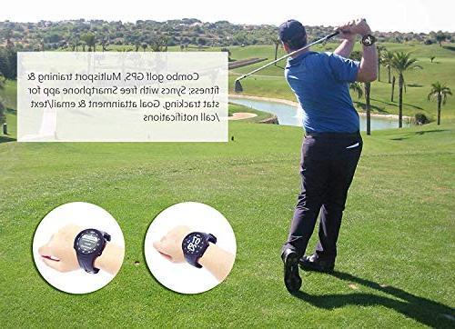 IDS Golf Watch Range GPS Watch Cycling iOS