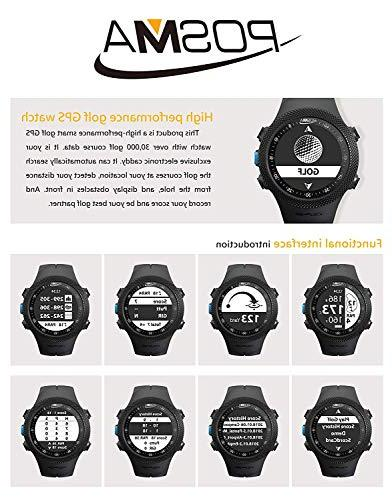 IDS GB3 Watch Range Smart GPS Watch for Running Cycling Swimming iOS app