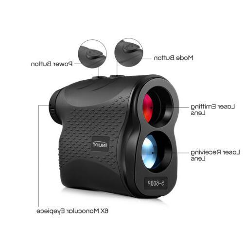 Laser Rangefinder Distance Meter Range IP54