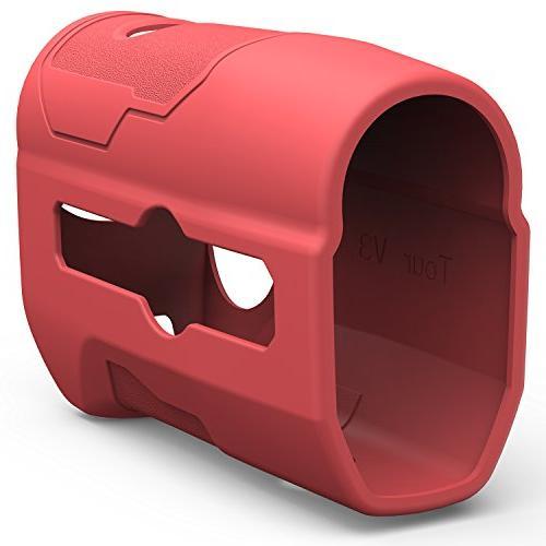 TUSITA Protective Cover for Bushnell V3 V3 Golf Laser Rangefinder Case Skin