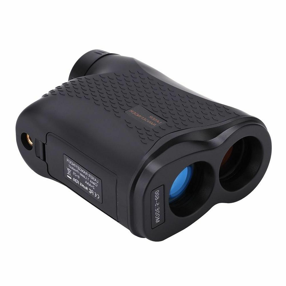 Range Finder Telescope Laser Distance Battery Operated LCD D