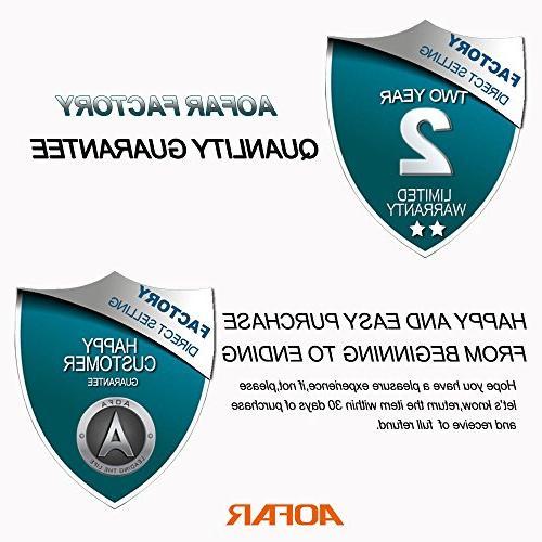 AOFAR Range 1000 Yards Golf, 6X Measurer Laser Rangefinder Speed Scan and Free Battery
