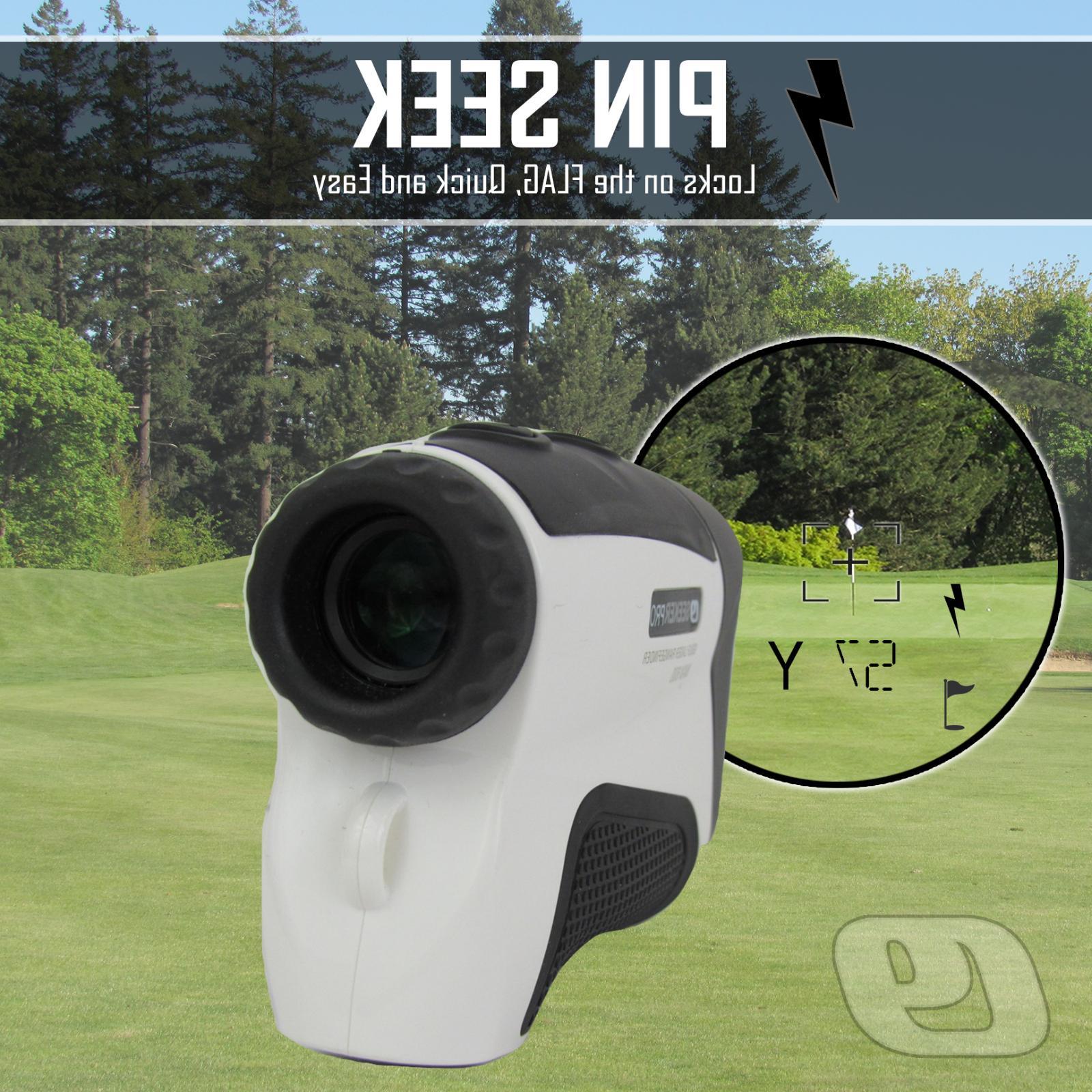 SEEKER PRO Laser Range
